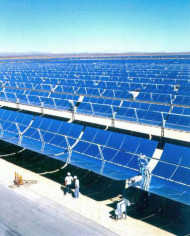 CSP. Parabolic Trough Collectors