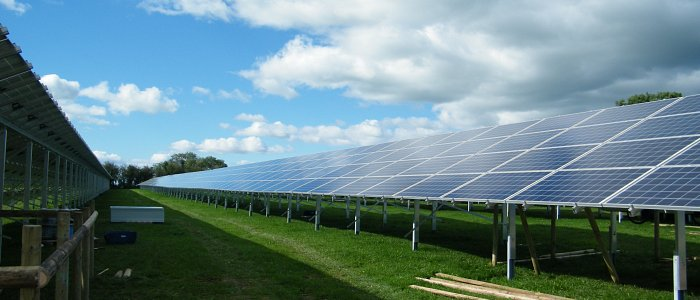 Wedmore Community Solar Array