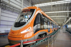 World's first Hydrogen Fuel Cell Tram