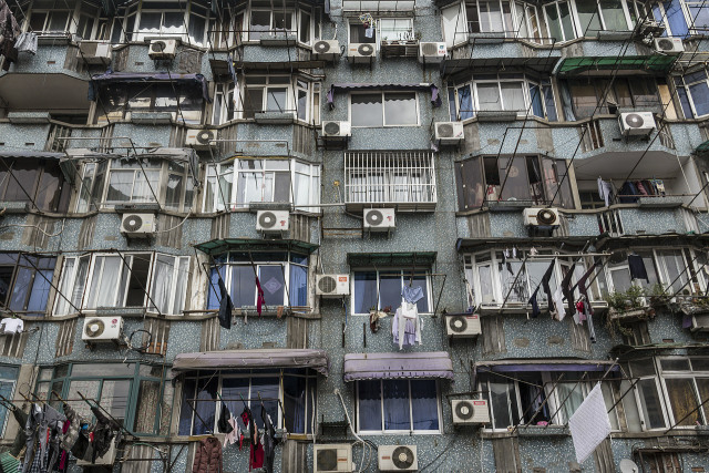 air conditioning in China