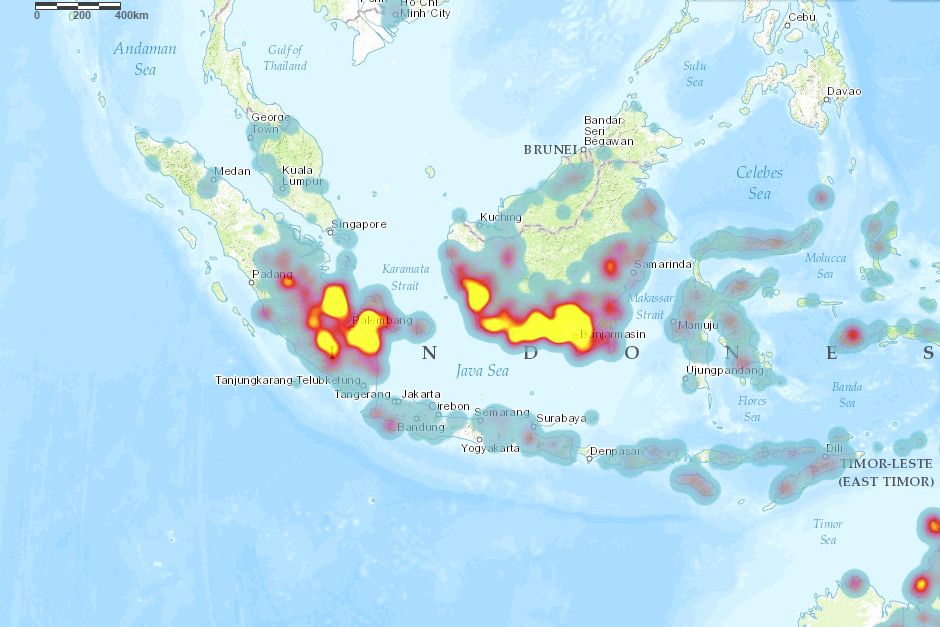 Indonesia Burning