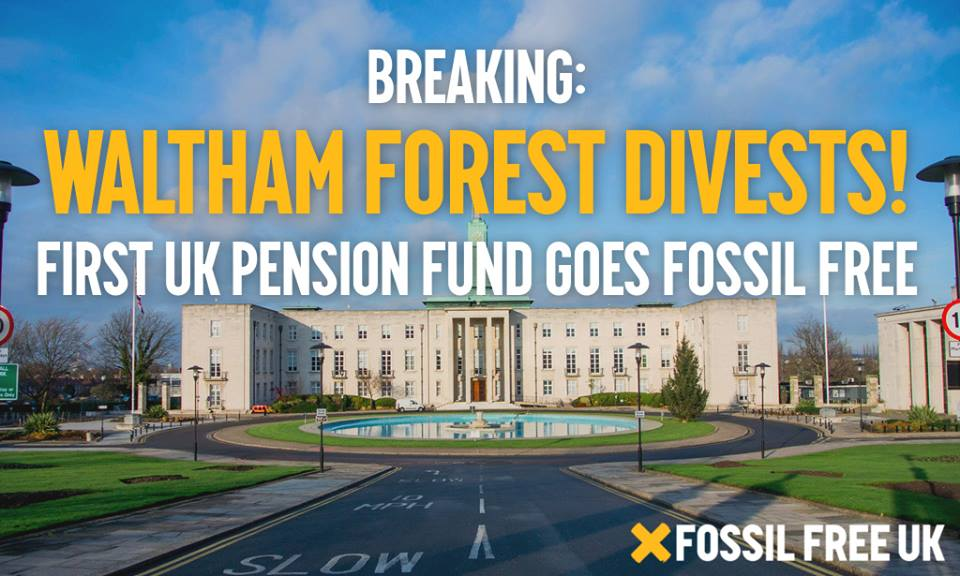 waltham-forest-fossil-free