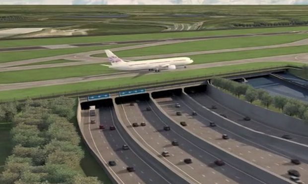 Heathrow Expansion: Another stupid infrastructure investment decision