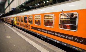 Locomore: German Innovative Railway Start-up