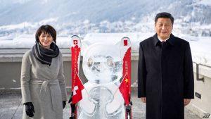 Xi Jinping at Davos