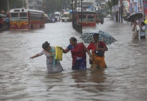 Flooding in Mumbai 29th August 2017
