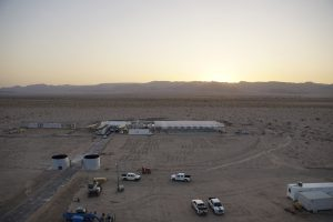 Sahara Forest Projects' new Aqaba facility