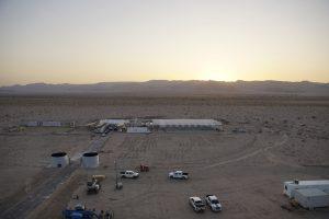 Sahara Forest Projects' new Aqaba facility